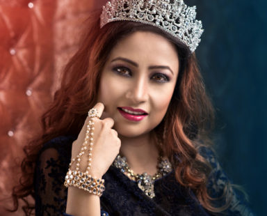 Mrs India International Queen