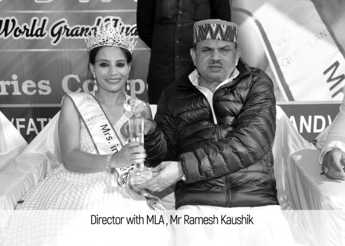 Ankita Saroha Mrs India International