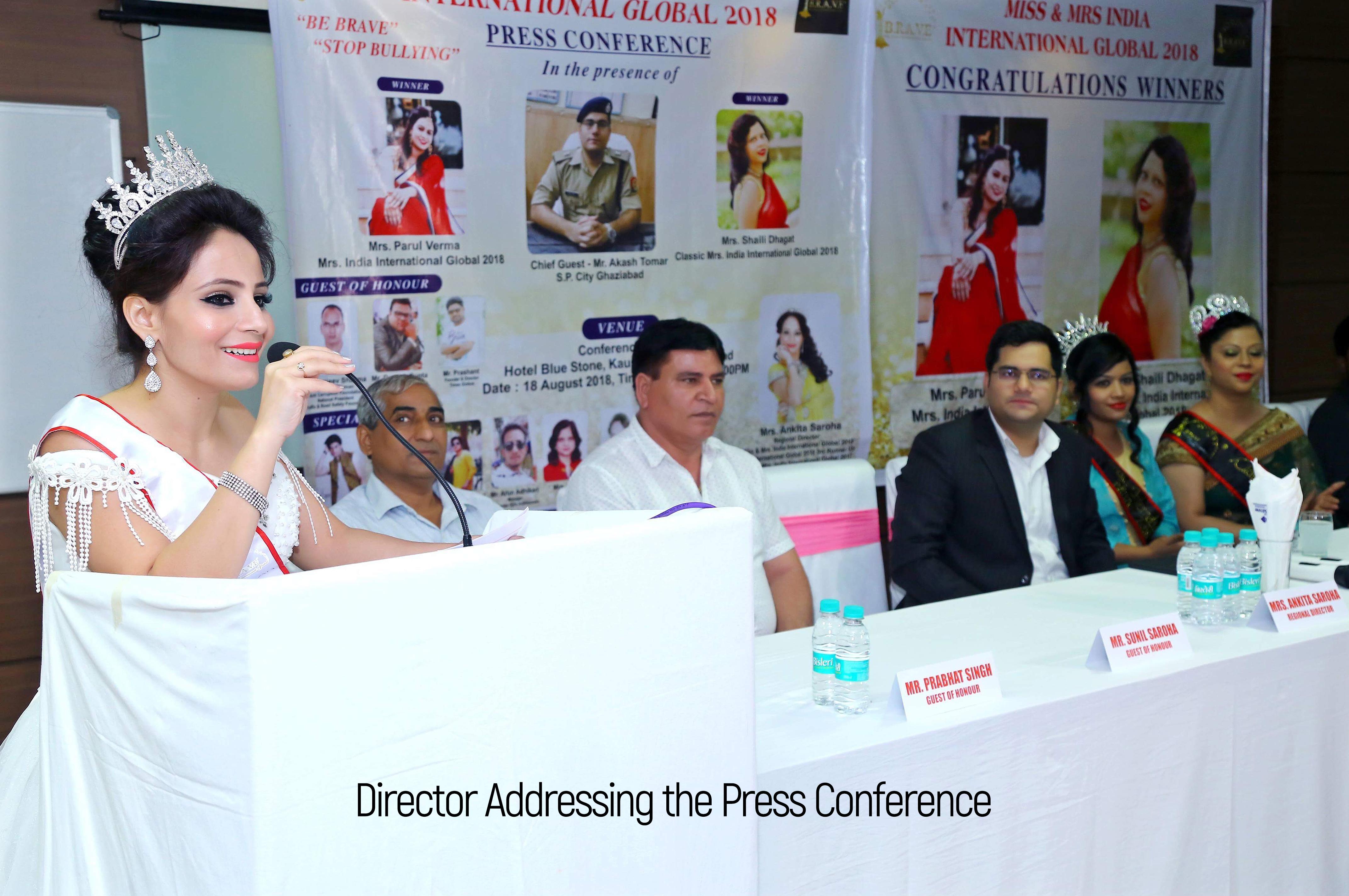 Mrs India Contest 2020