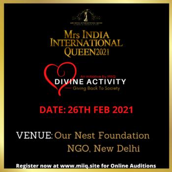 MIIQ DIVINE ACTIVITY 26TH FEB