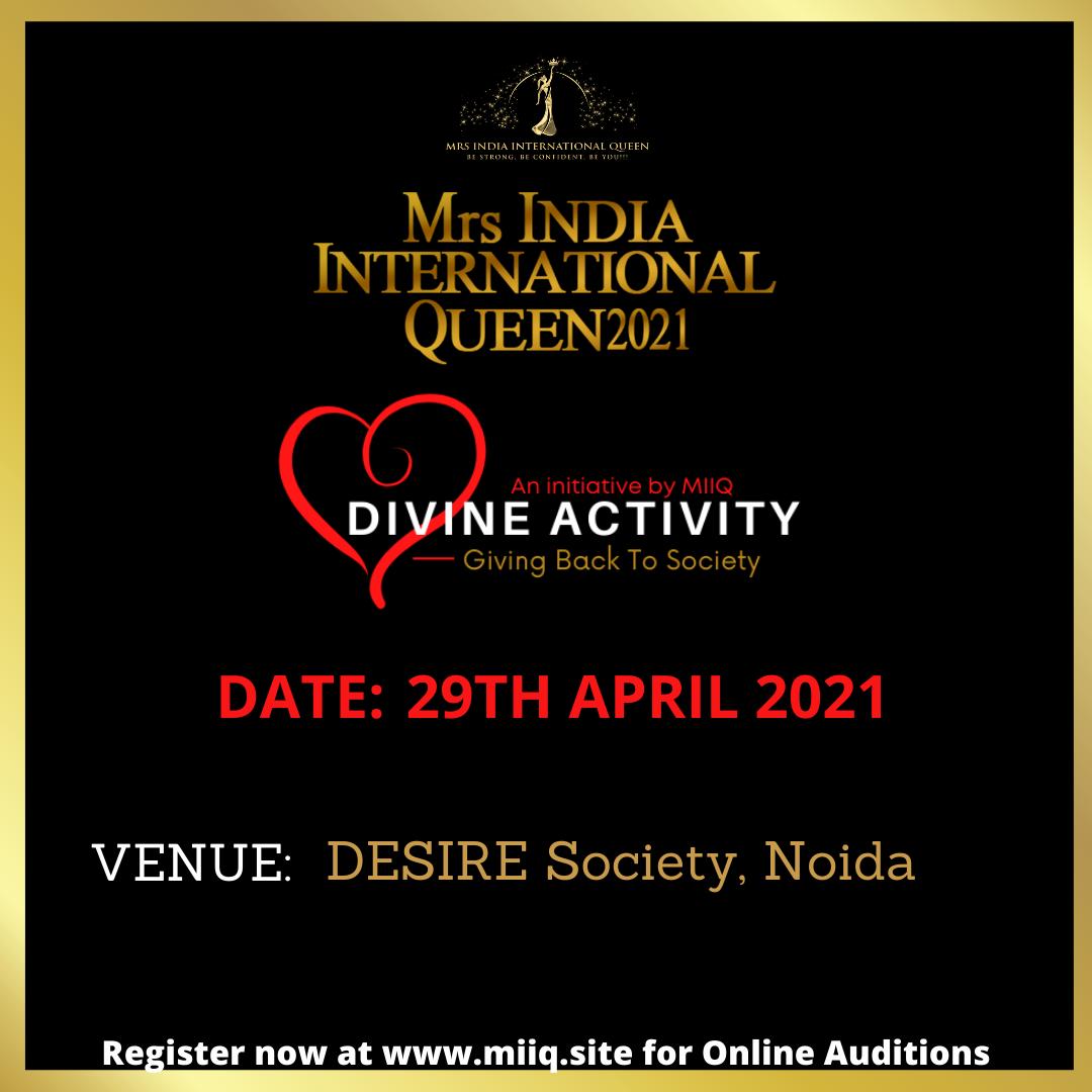MIIQ DIVINE ACTIVITY 29TH APRIL