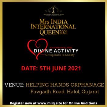 MIIQ DIVINE ACTIVITY 5TH JUNE